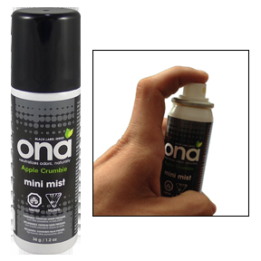 ONA Mini Mist Apple Crumble 36g.