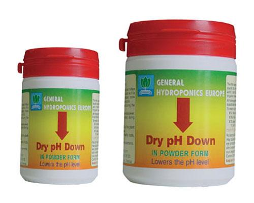 PH Downer und Upper (PH-Regulation)