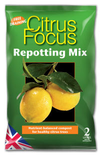 Growth Technology Citrus repotting Mix