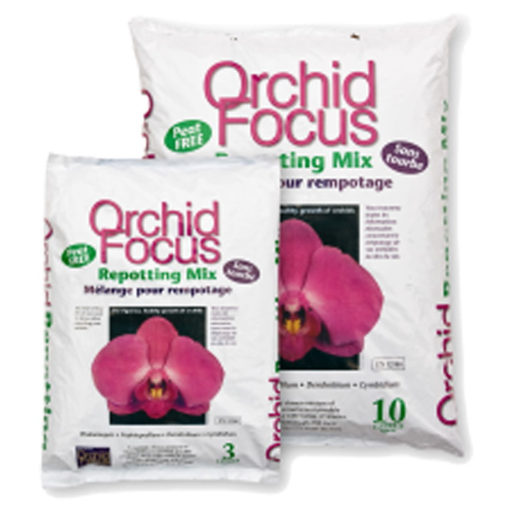 Growth Technology Orchid repotting Mix