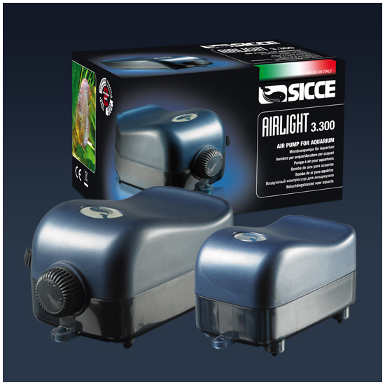 Luftpumpe Sicce Air light 3300